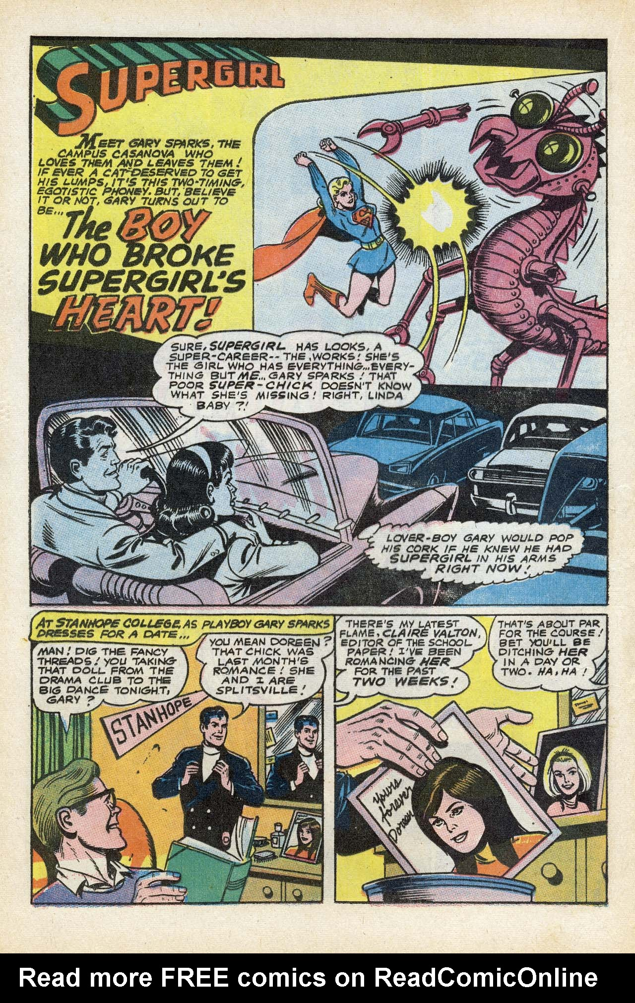 Read online Action Comics (1938) comic -  Issue #369 - 20