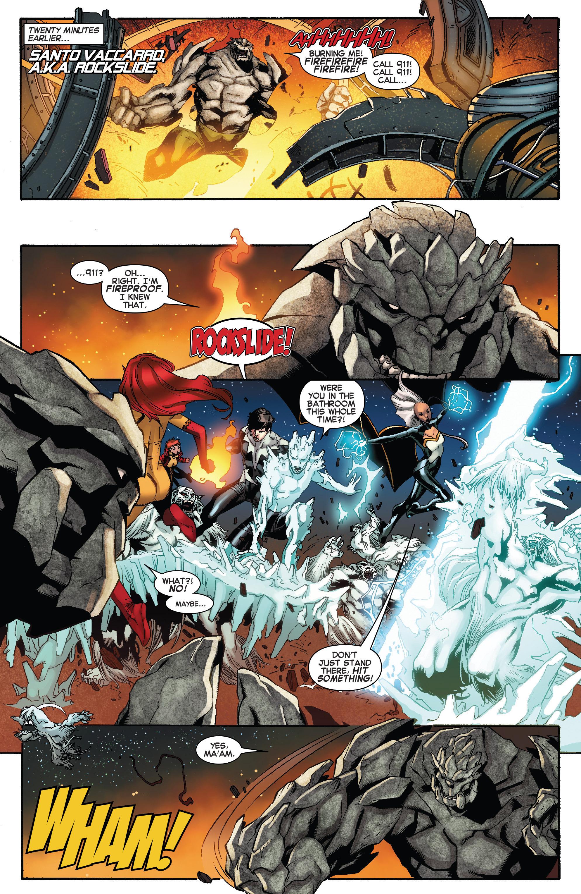 Read online Amazing X-Men (2014) comic -  Issue #10 - 4