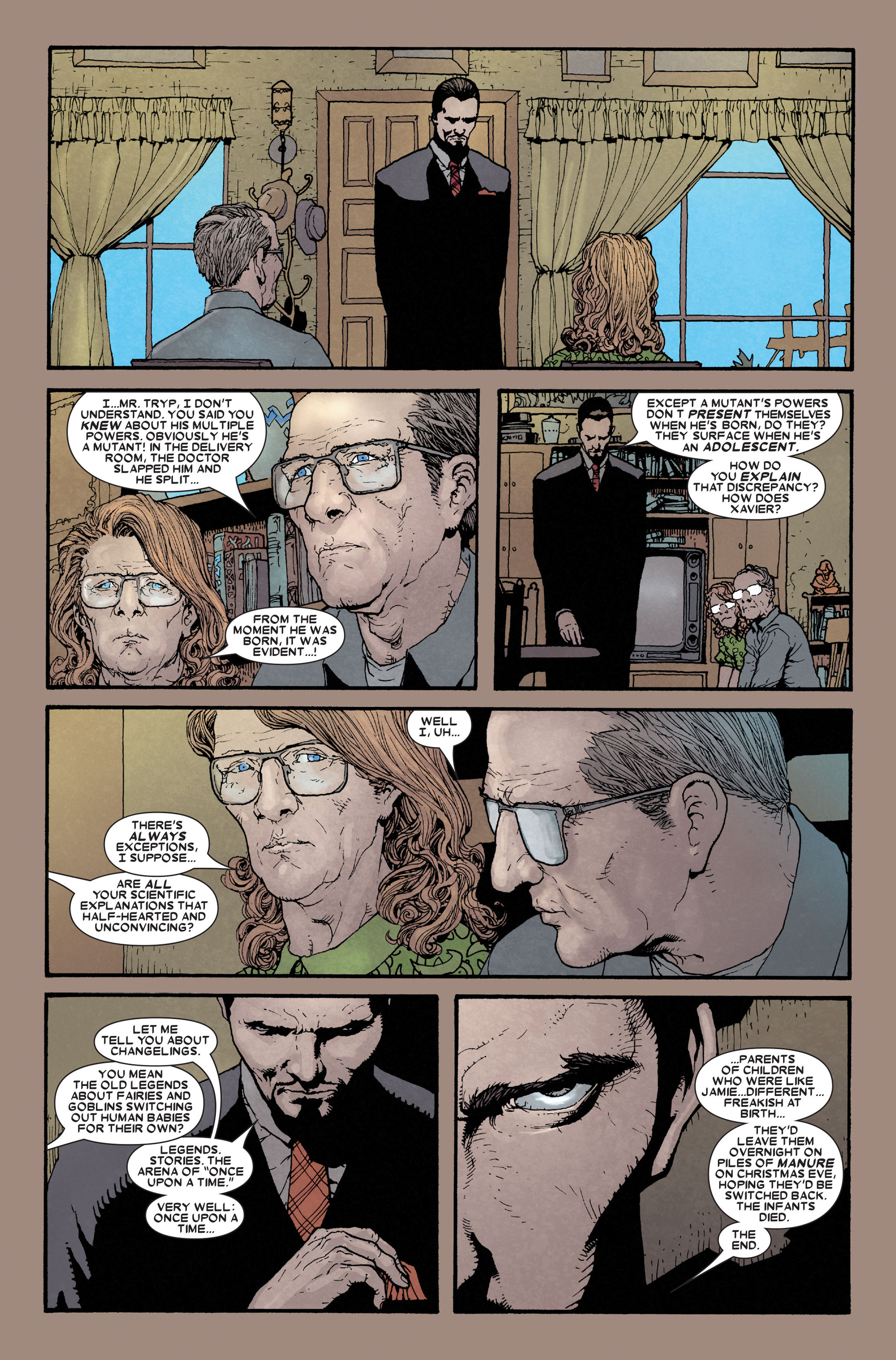 Read online X-Factor (2006) comic -  Issue #11 - 4