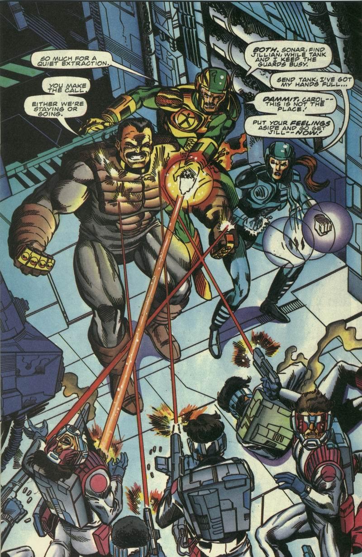 Read online Secret Weapons comic -  Issue #17 - 11