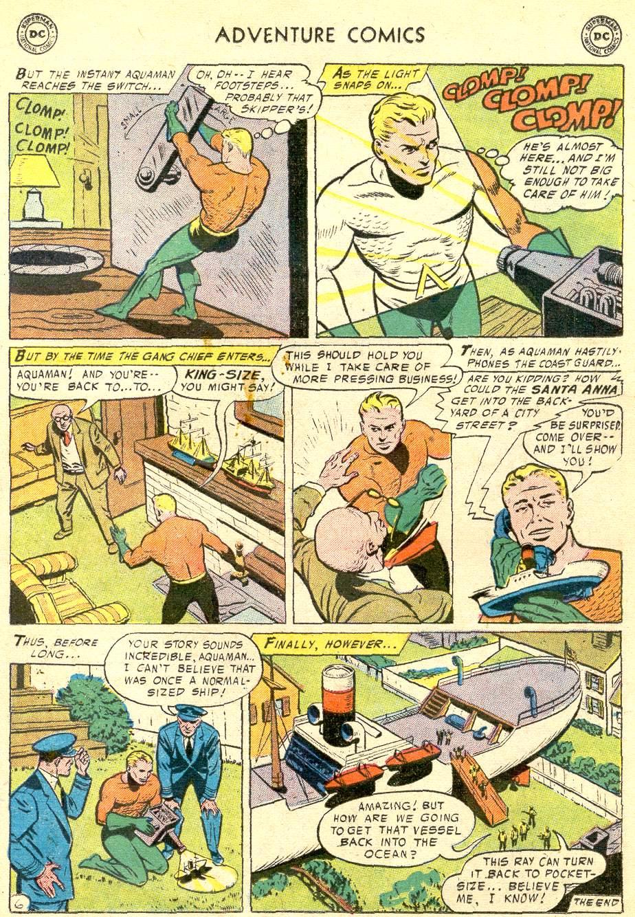 Read online Adventure Comics (1938) comic -  Issue #230 - 21