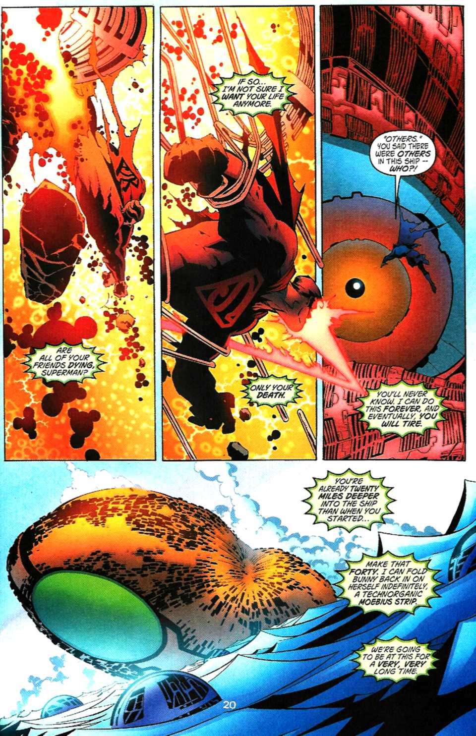 Action Comics (1938) 795 Page 20