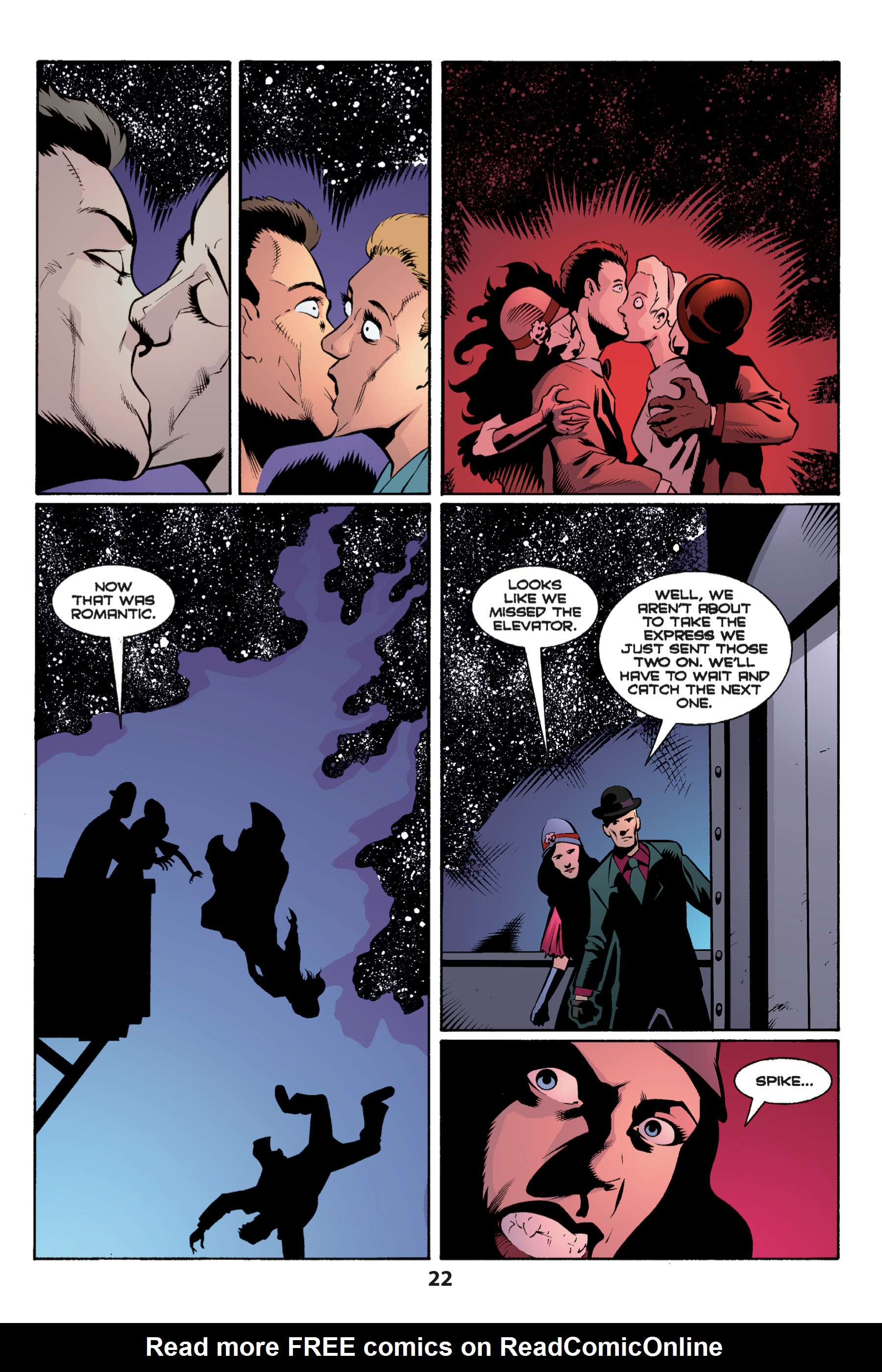 Read online Buffy the Vampire Slayer: Omnibus comic -  Issue # TPB 1 - 24