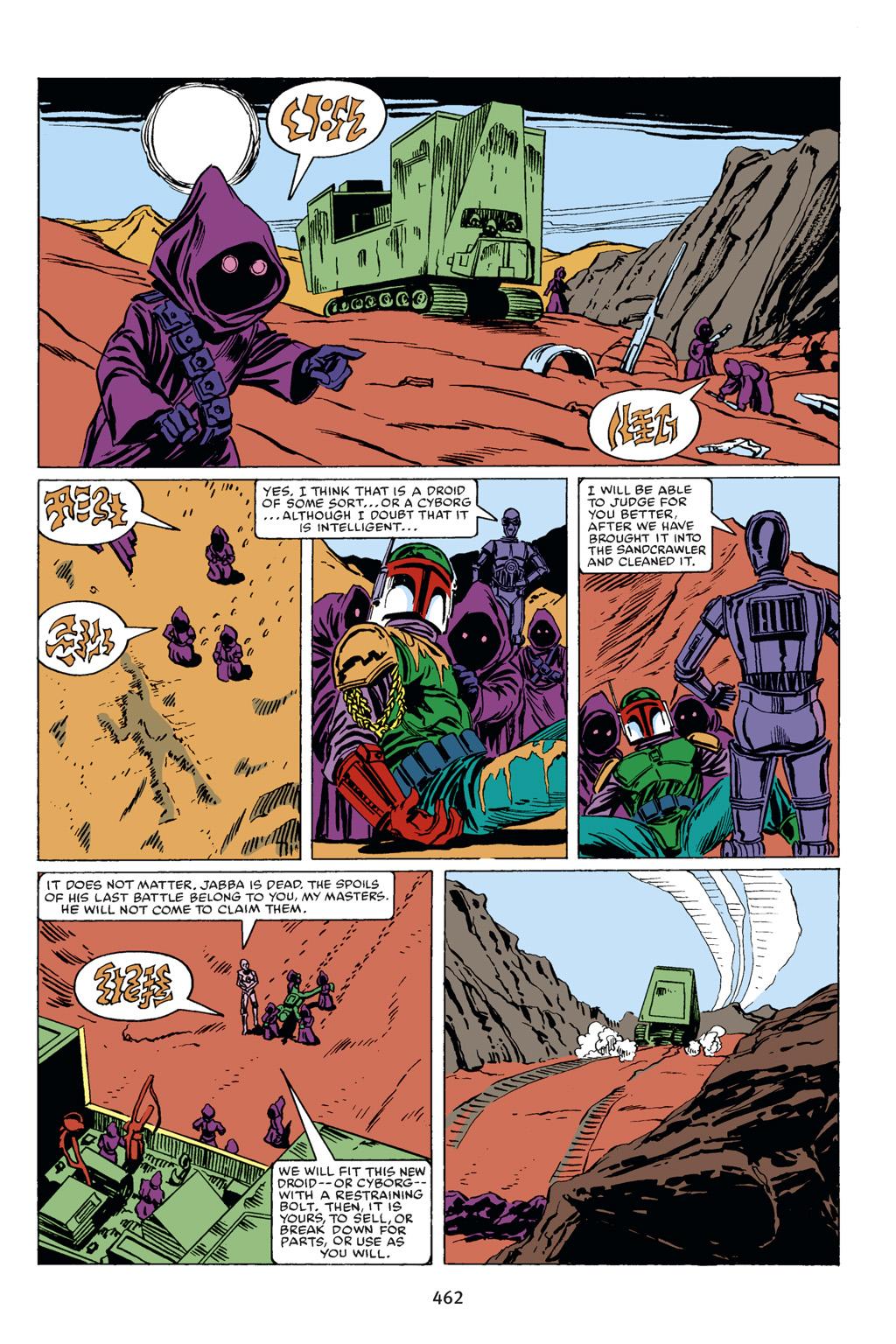 Read online Star Wars Omnibus comic -  Issue # Vol. 18.5 - 179