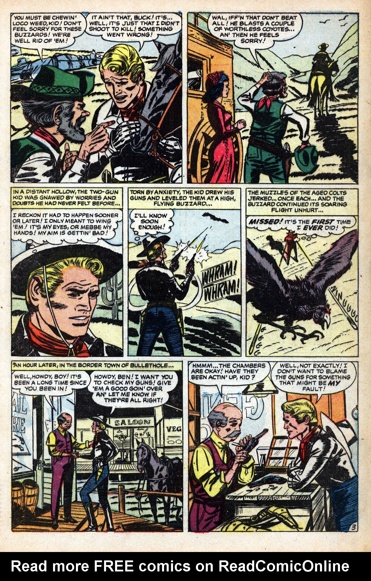 Read online Two-Gun Kid comic -  Issue #15 - 5