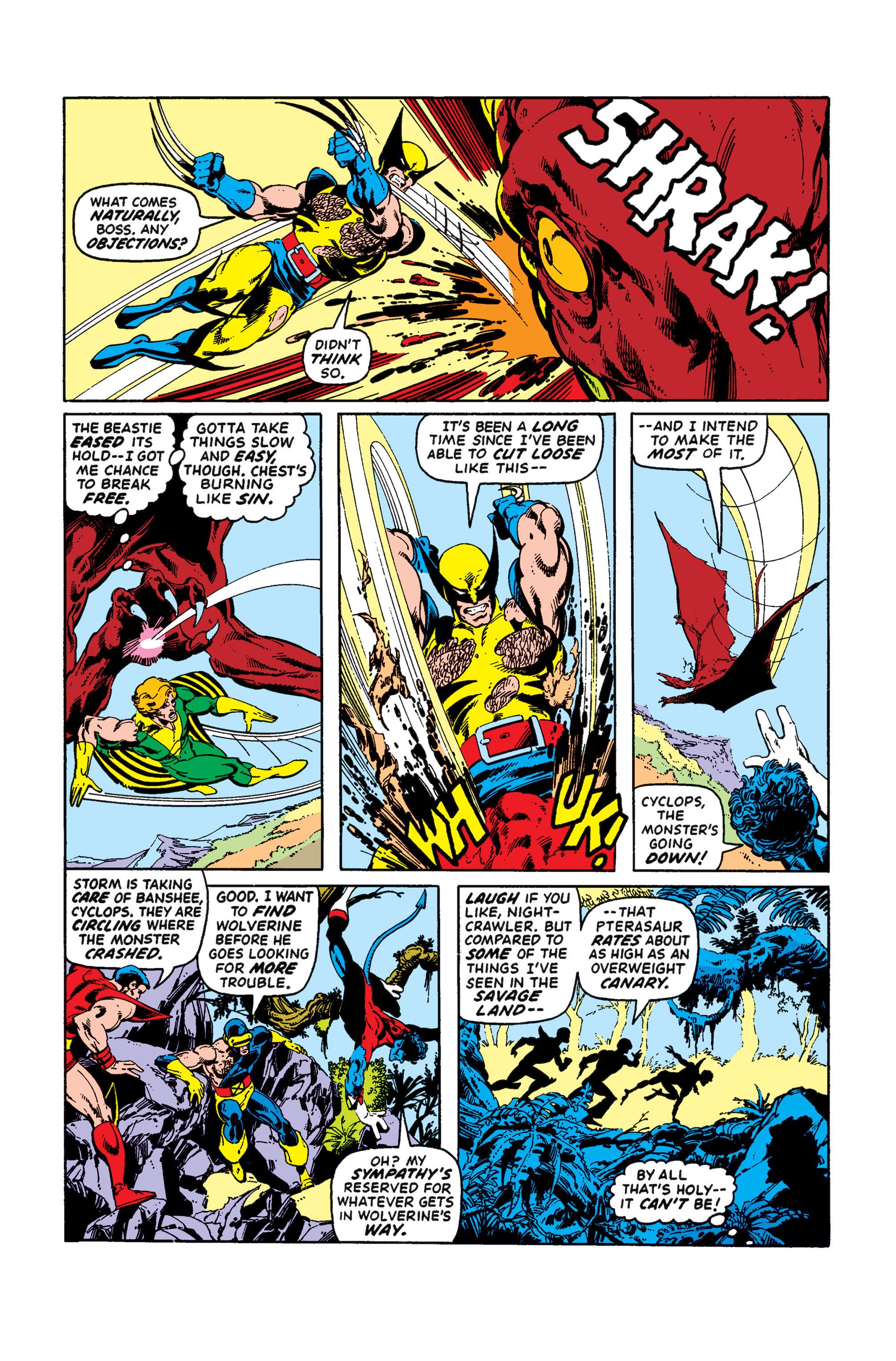 Uncanny X-Men (1963) 114 Page 8