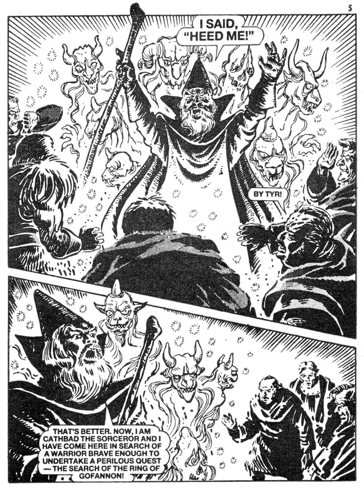 Starblazer issue 209 - Page 6