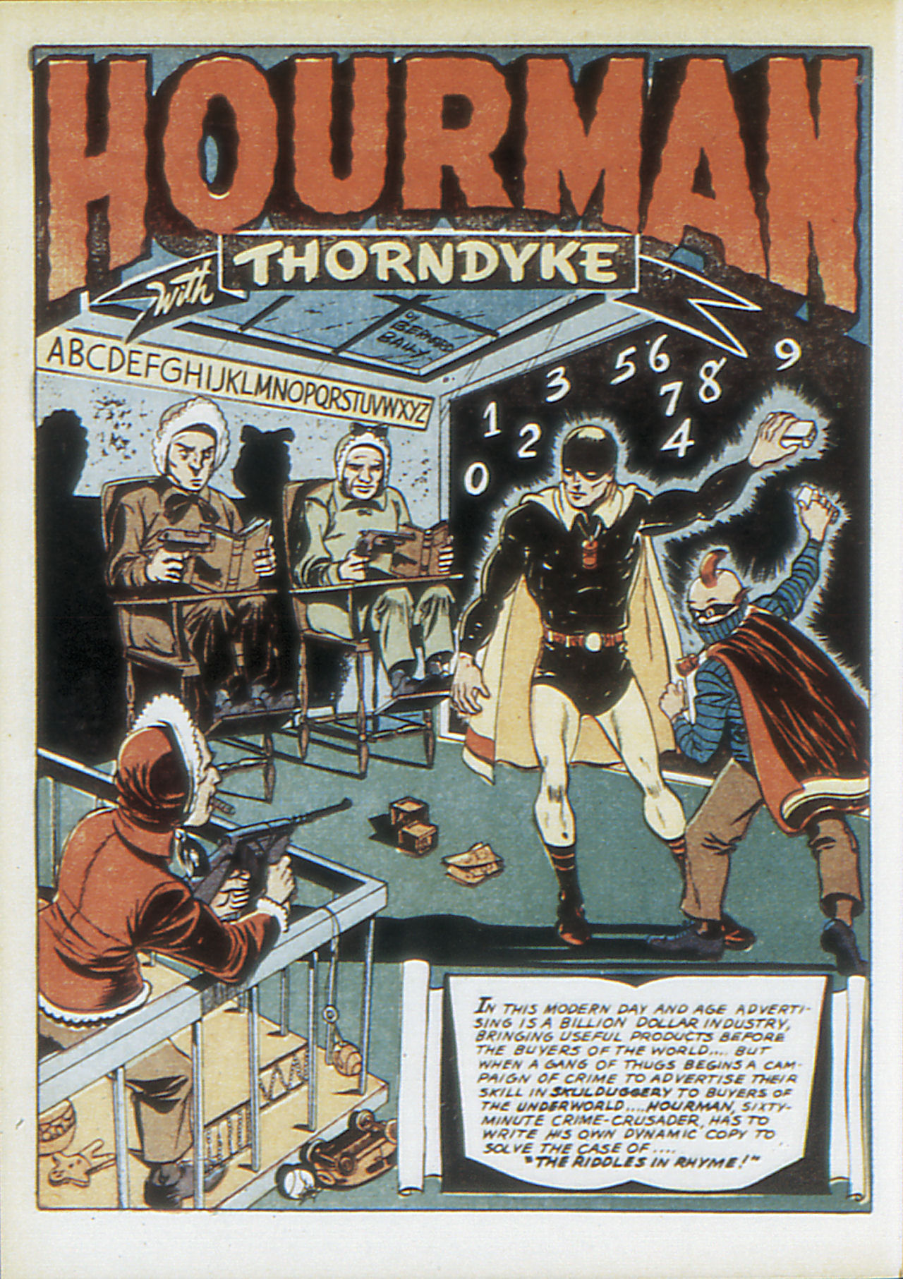 Read online Adventure Comics (1938) comic -  Issue #83 - 59