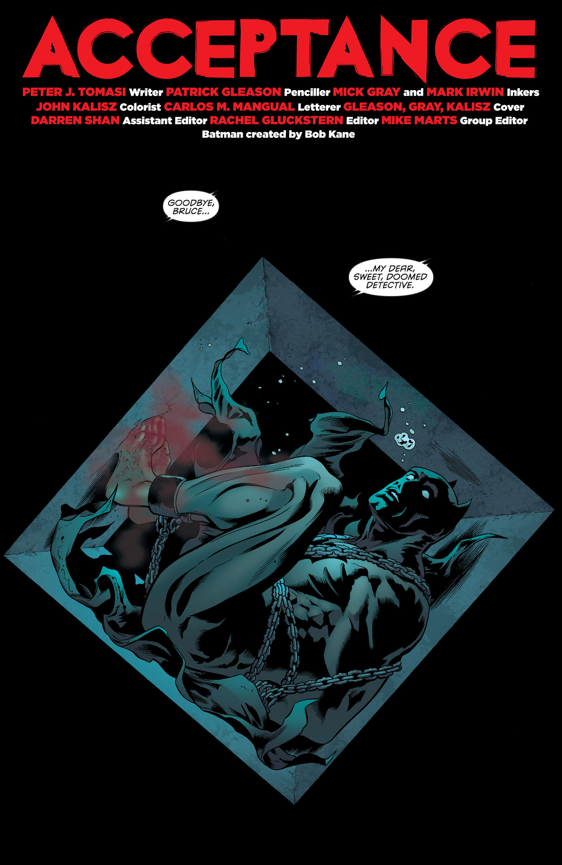 Read online Batman and Robin (2011) comic -  Issue #23 - Batman and Nightwing - 3