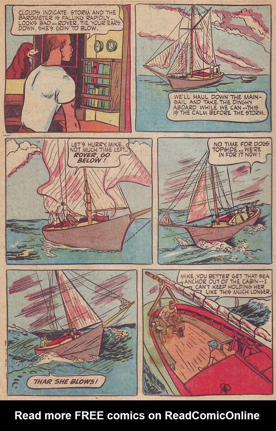 Read online Animal Comics comic -  Issue #28 - 4