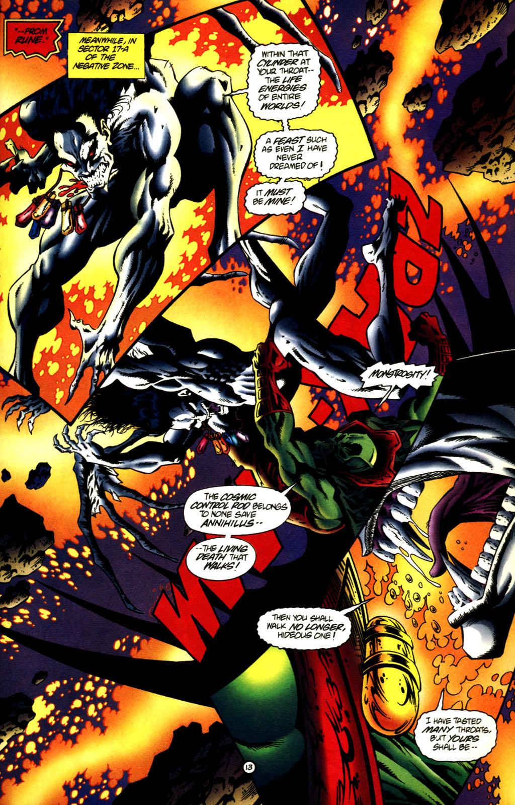 Read online Rune (1995) comic -  Issue # _Infinity - 15