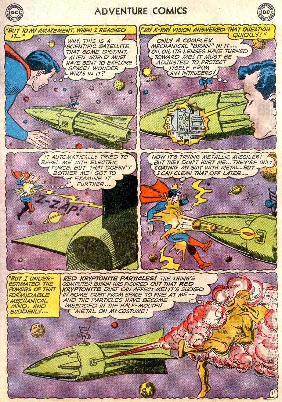 Read online Adventure Comics (1938) comic -  Issue #295 - 13