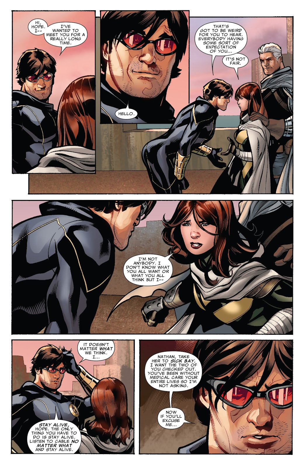 Read online X-Men: Second Coming comic -  Issue # _TPB (Part 2) - 44