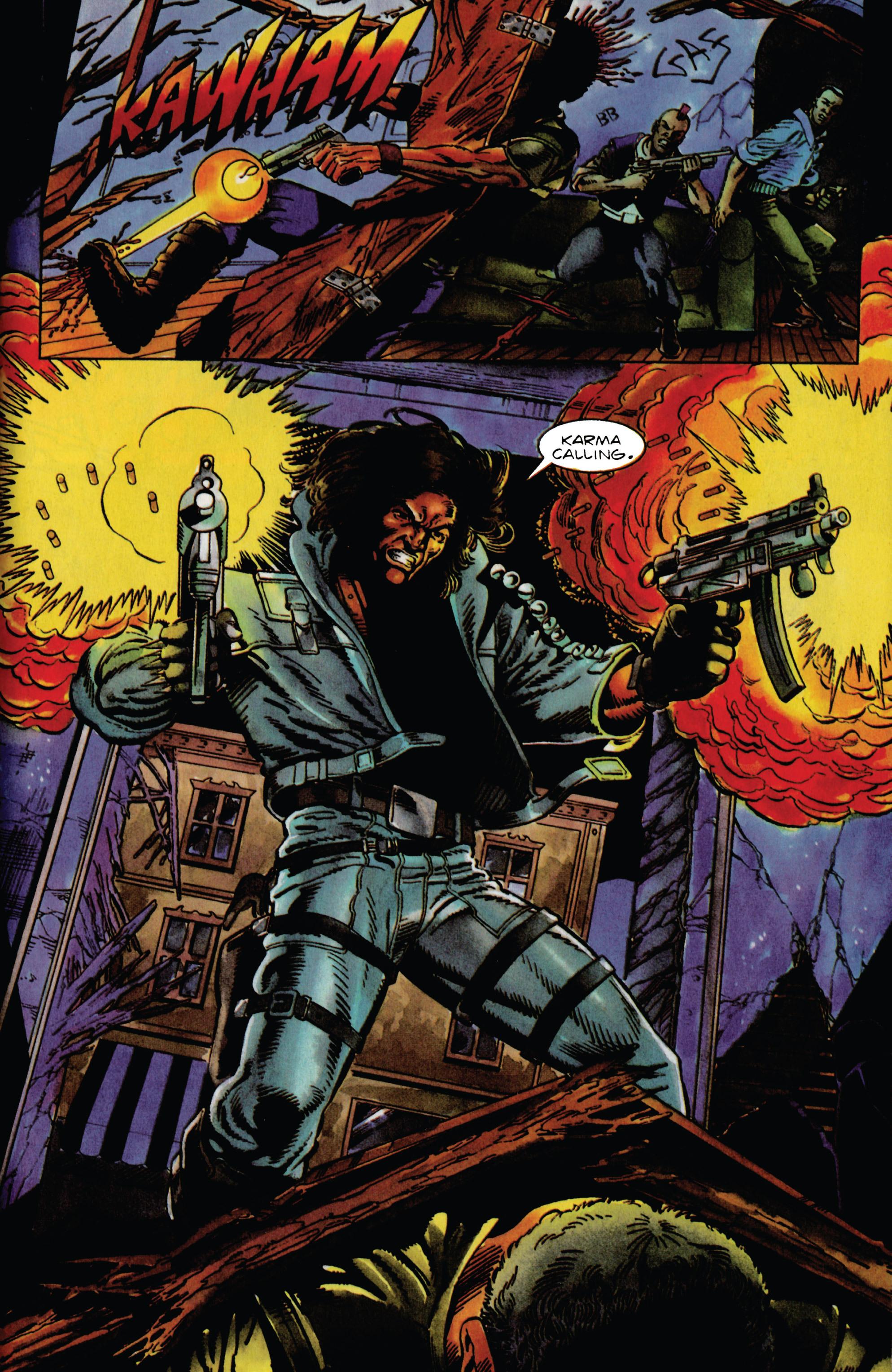 Read online Eternal Warrior (1992) comic -  Issue #28 - 16