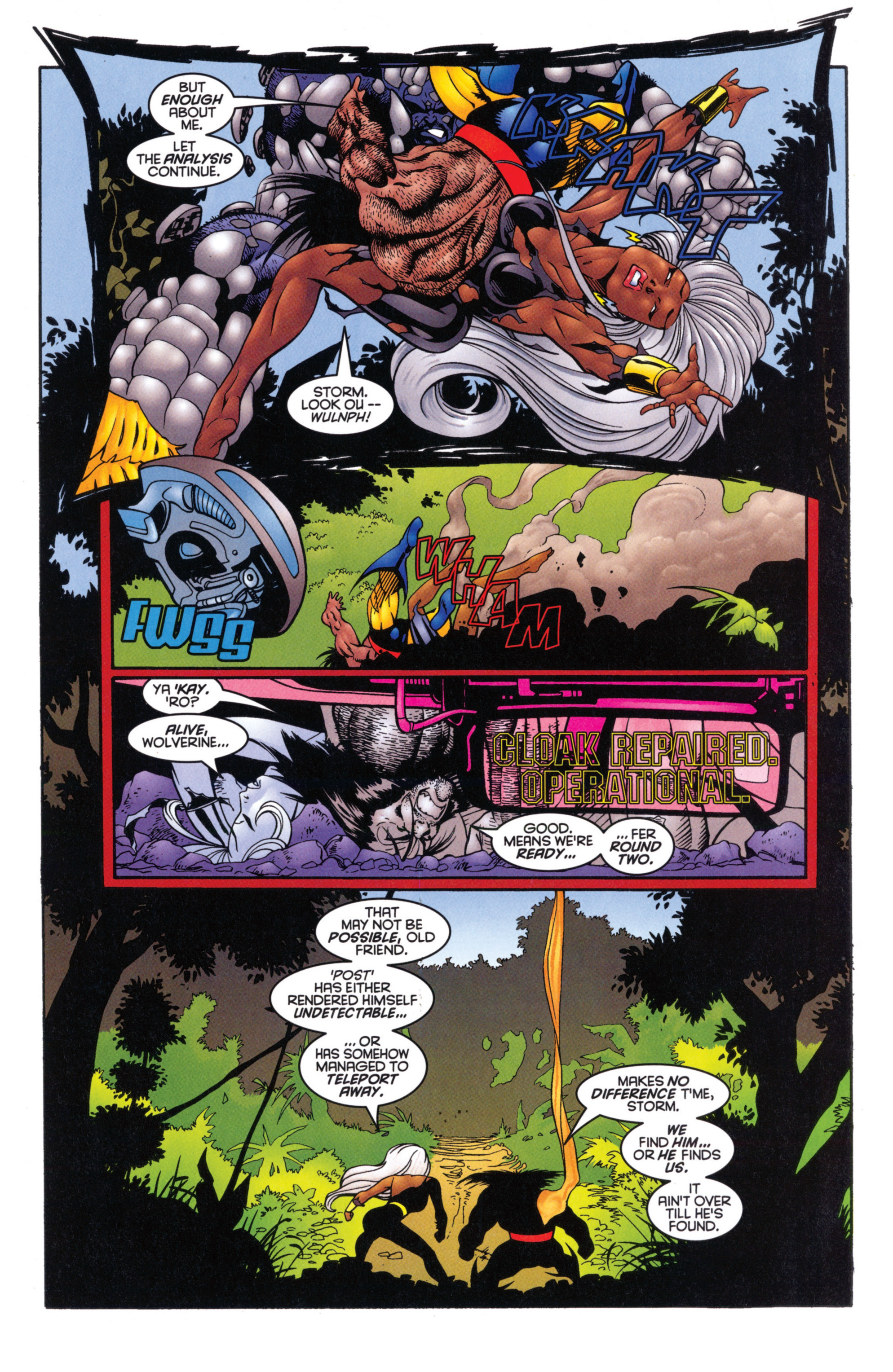 X-Men (1991) 50 Page 15