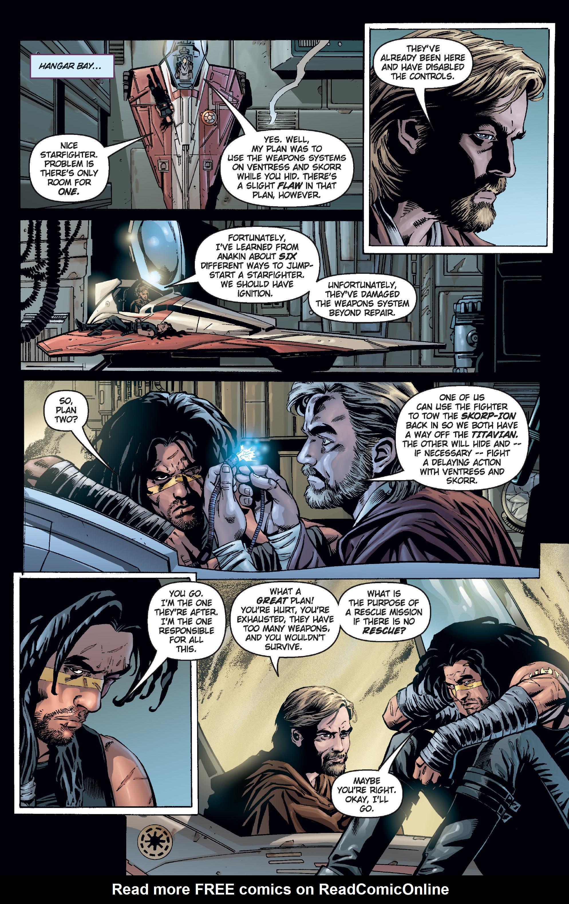 Read online Star Wars Omnibus comic -  Issue # Vol. 26 - 25