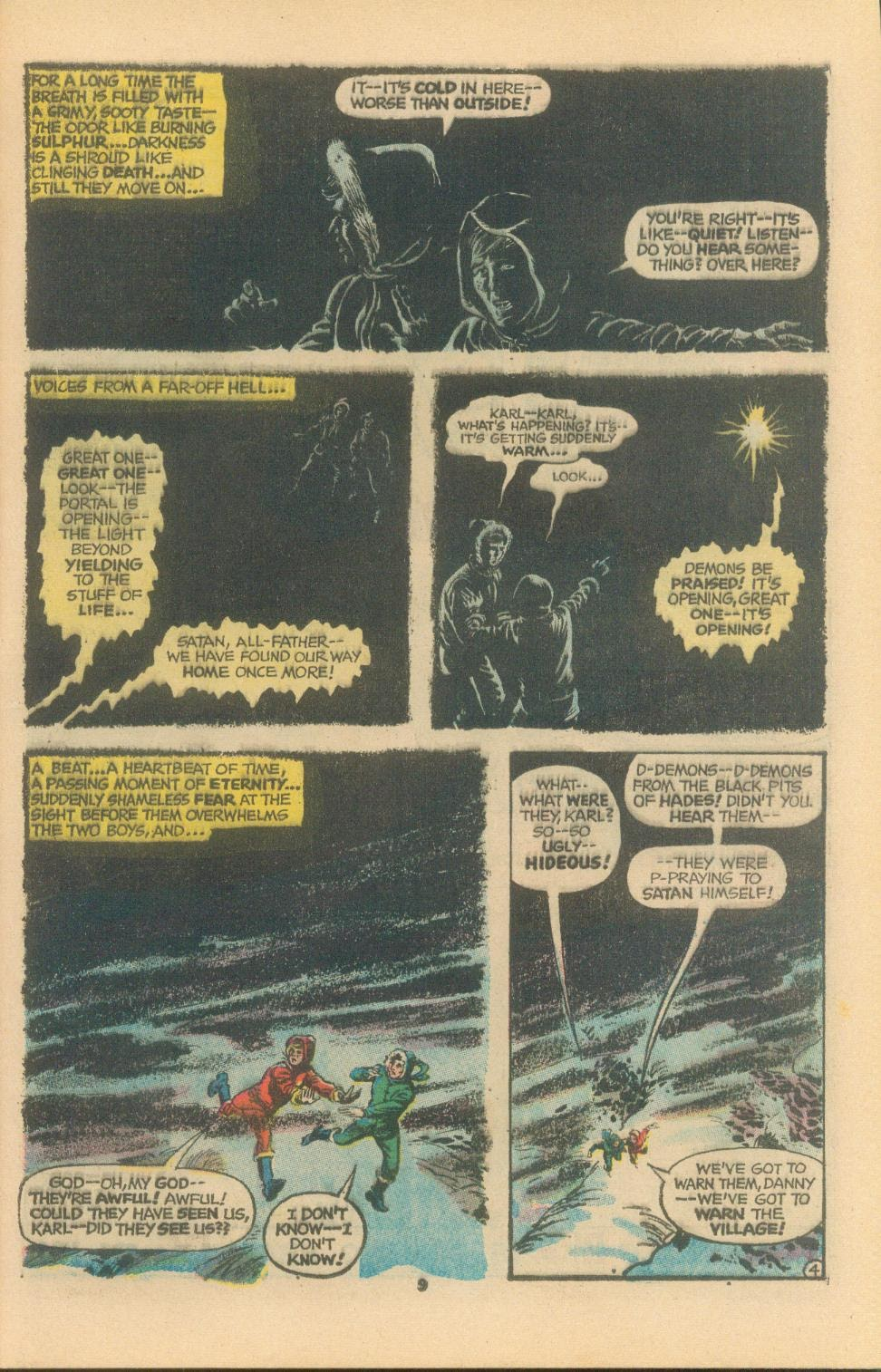 The Witching Hour (1969) issue 38 - Page 10