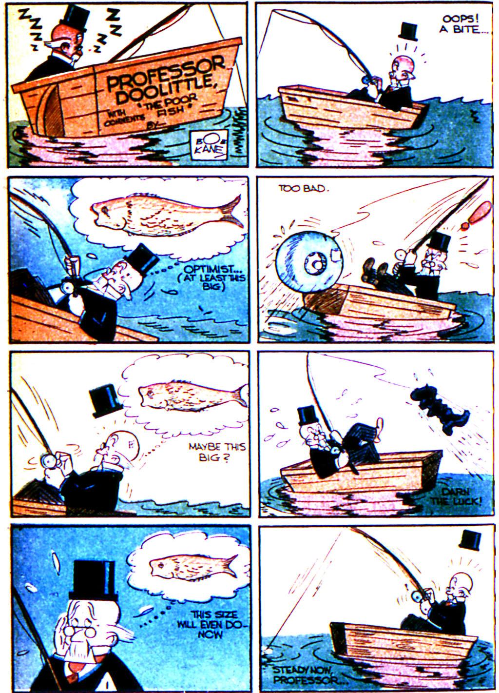 Read online Adventure Comics (1938) comic -  Issue #43 - 22
