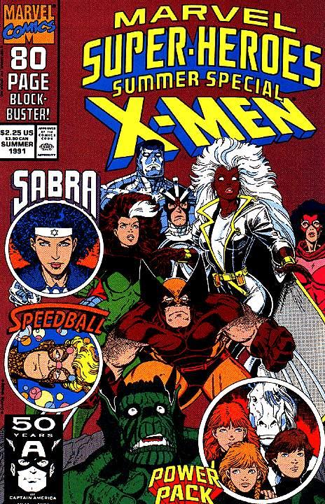 Marvel Super-Heroes (1990) 6 Page 1