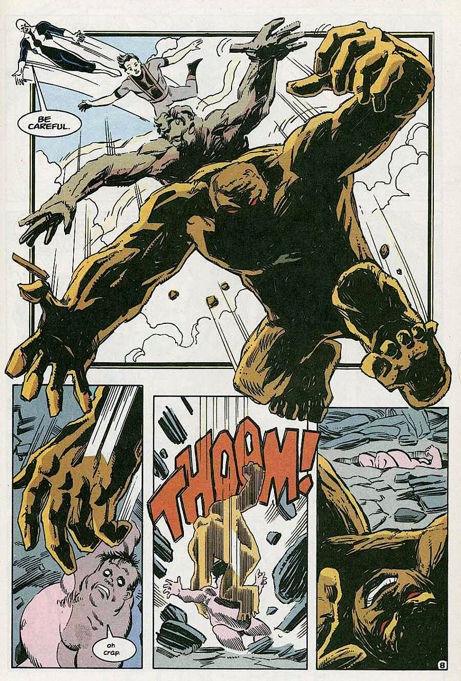 Elementals (1984) issue 18 - Page 23