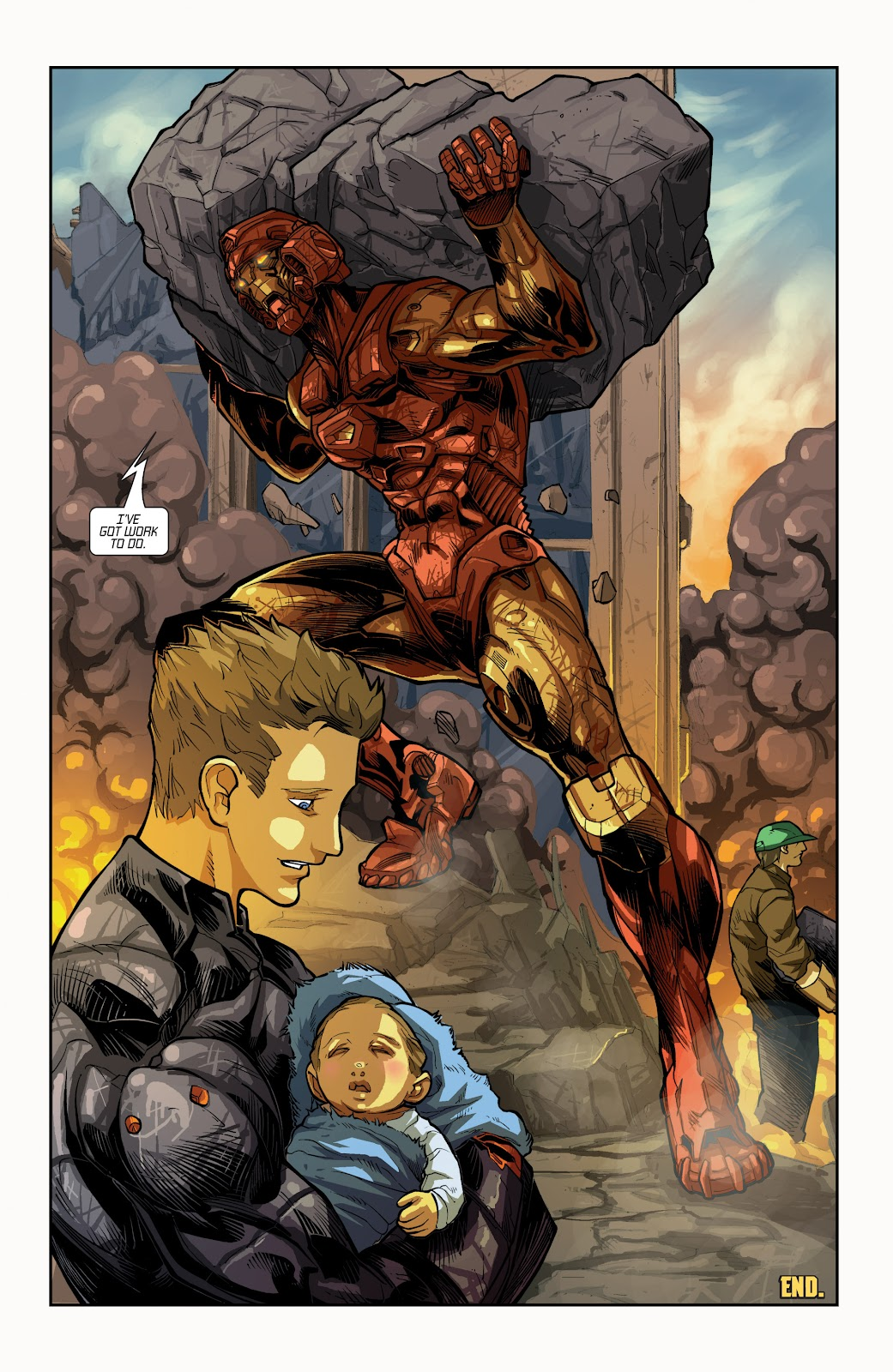 Iron Man: House of M Issue #3 #3 - English 23
