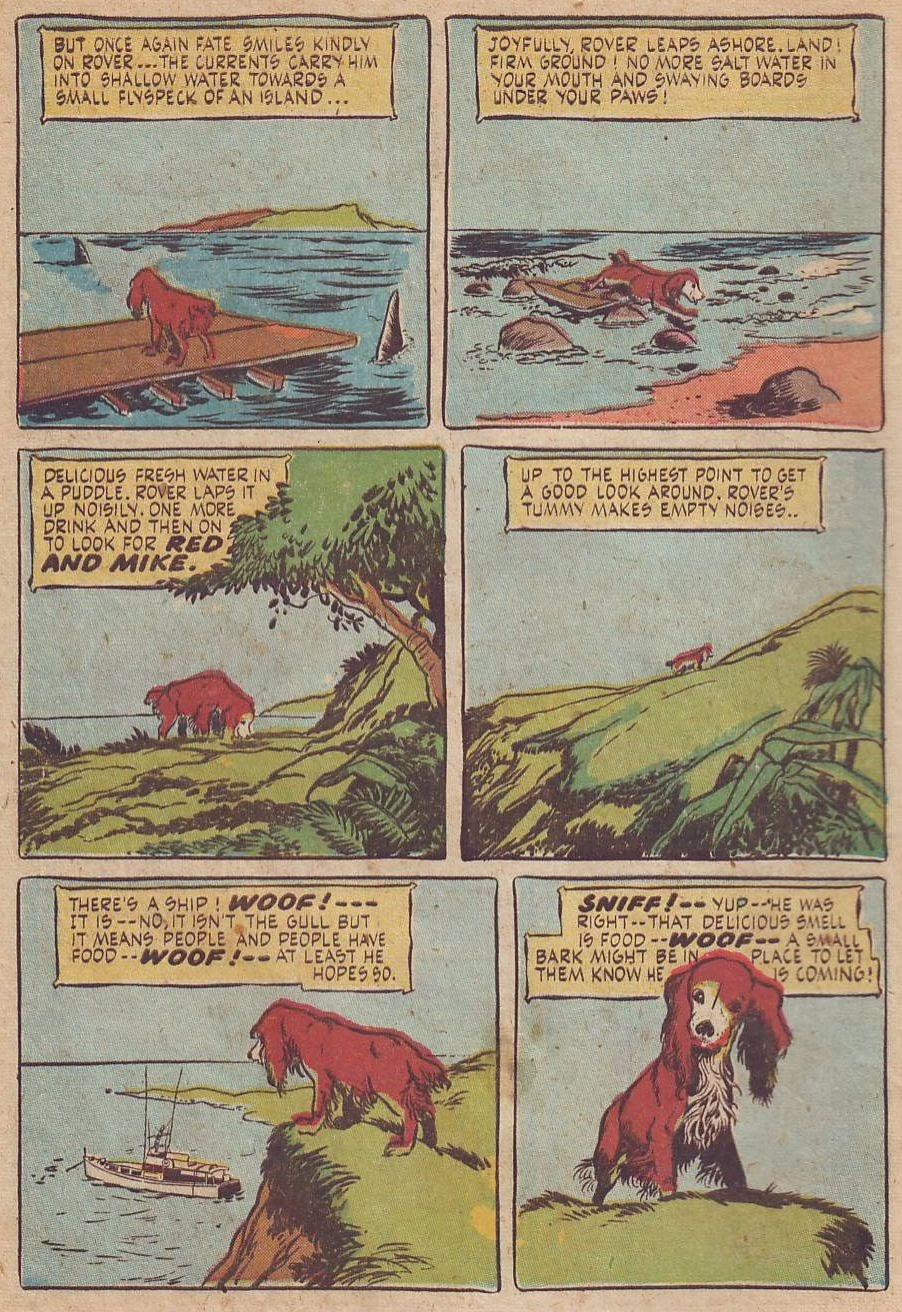 Read online Animal Comics comic -  Issue #28 - 8