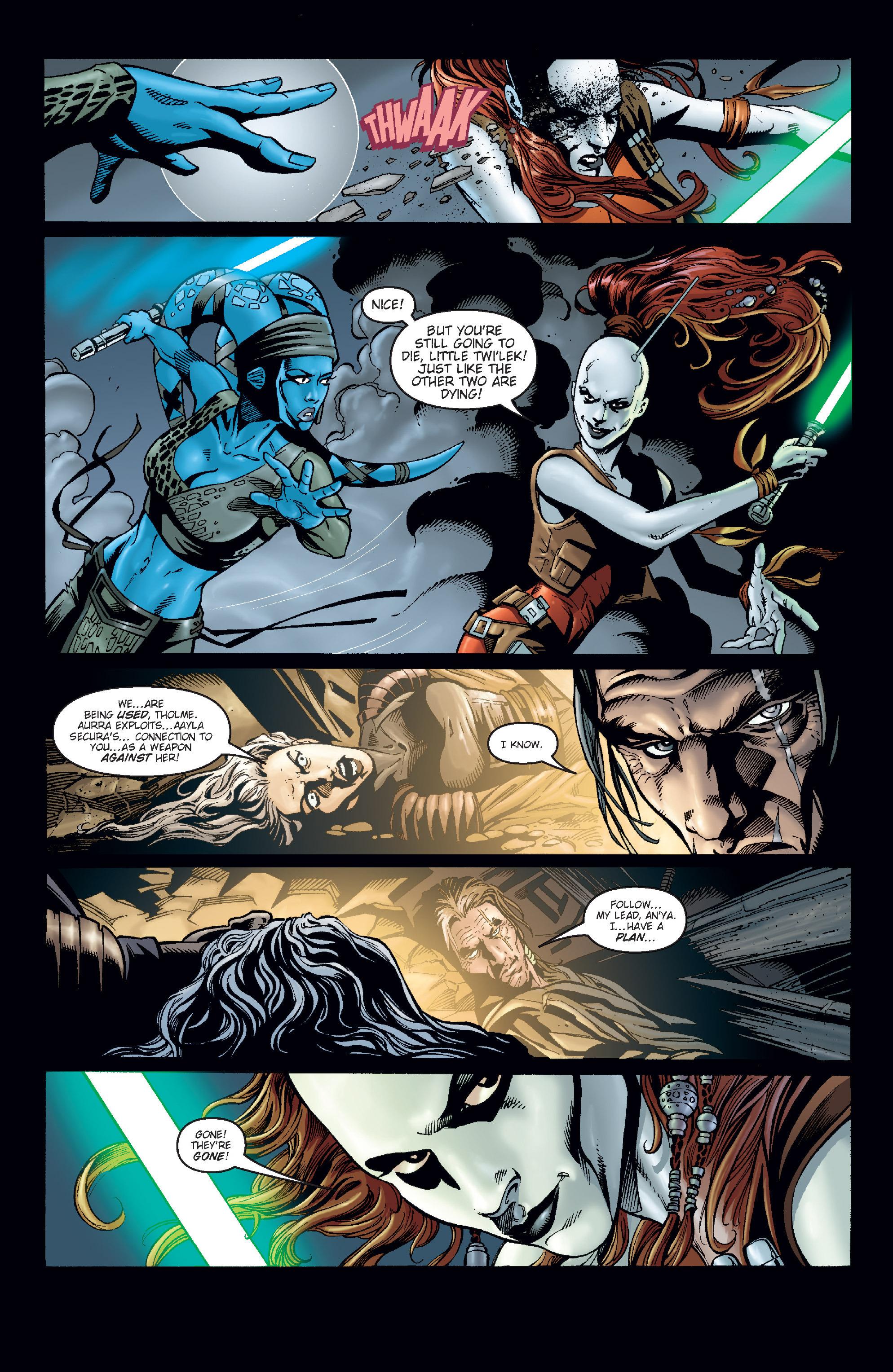 Read online Star Wars Omnibus comic -  Issue # Vol. 24 - 306