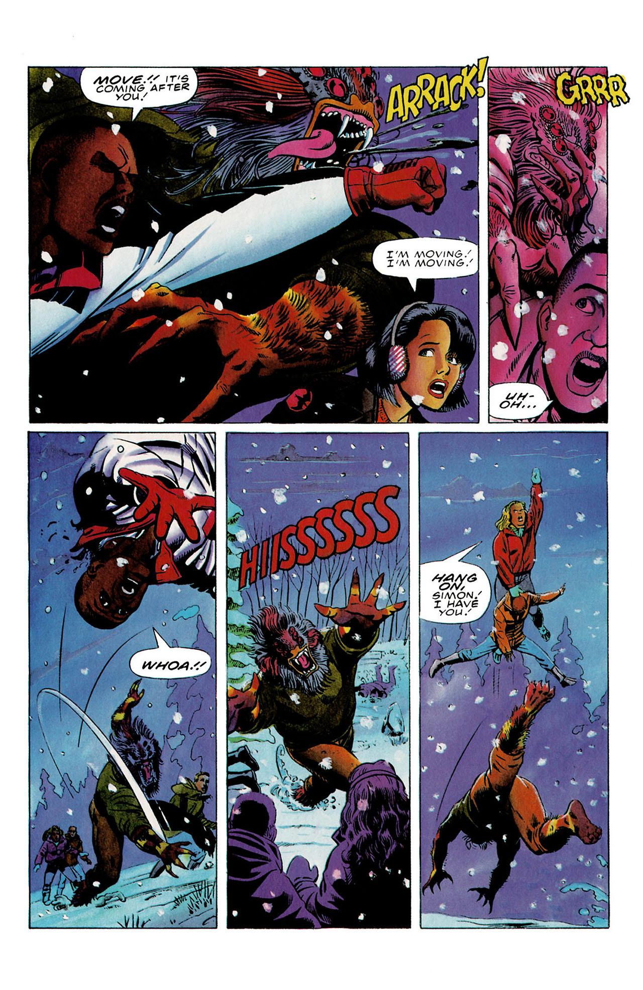 Read online Harbinger (1992) comic -  Issue #27 - 17