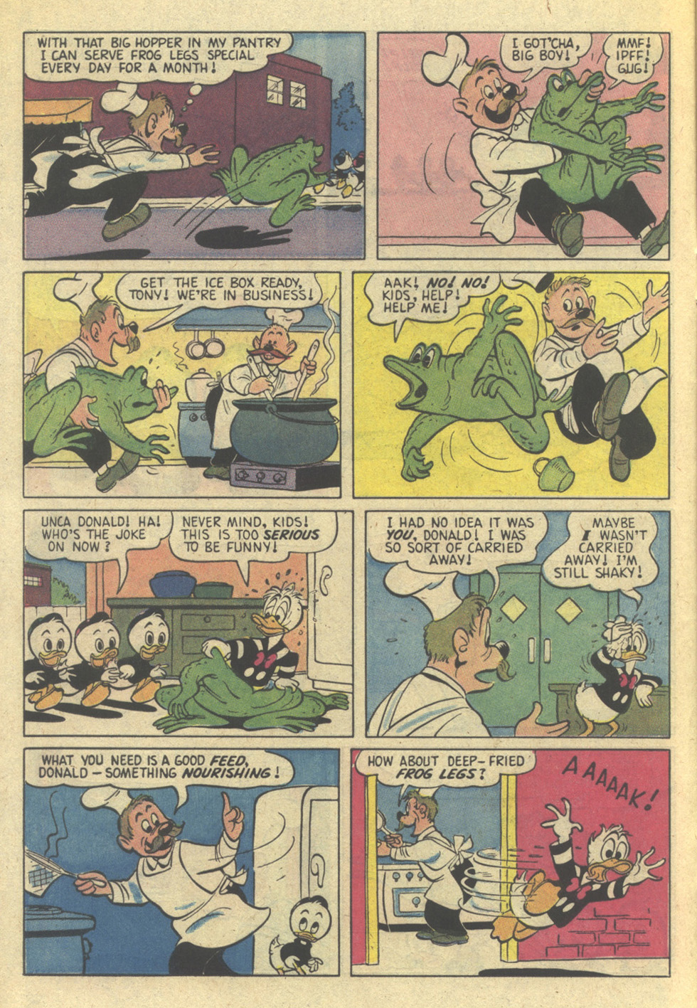 Walt Disney's Comics and Stories issue 502 - Page 12