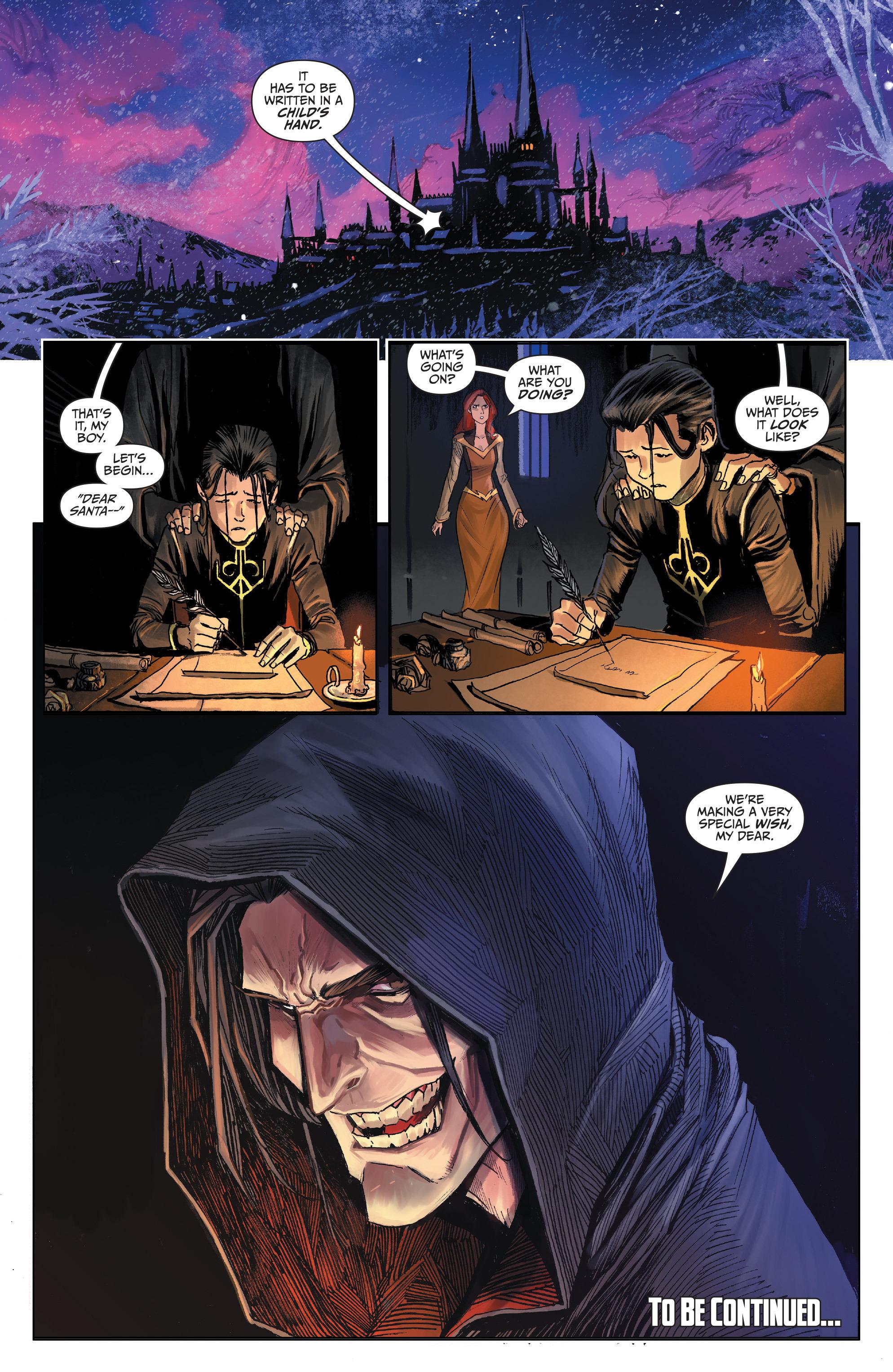 Read online Klaus comic -  Issue #4 - 26