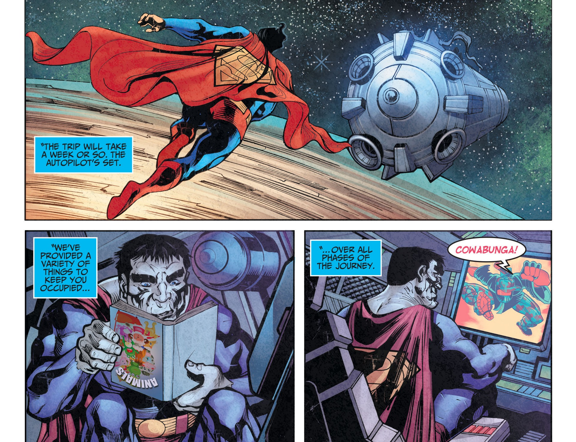 Read online Adventures of Superman [I] comic -  Issue #27 - 17