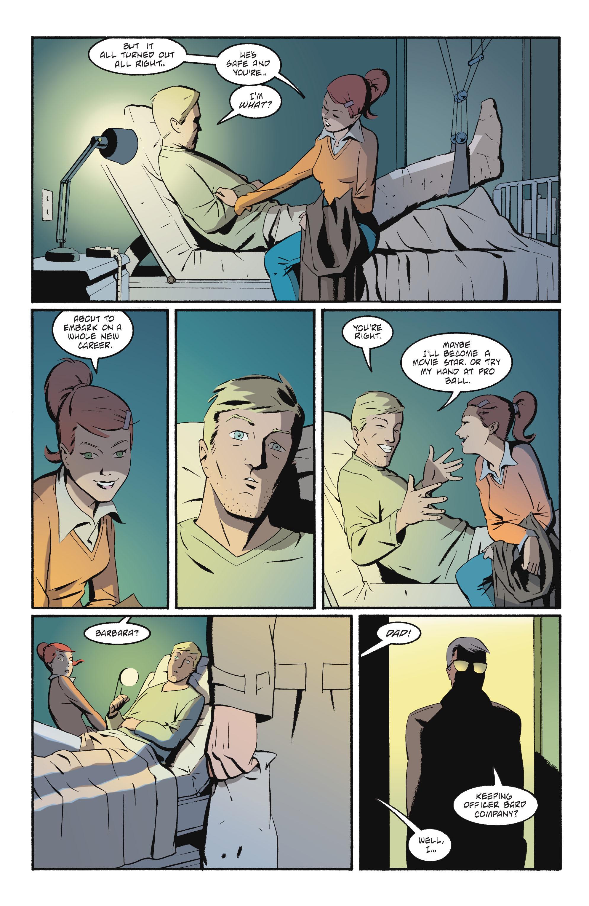 Read online Batgirl/Robin: Year One comic -  Issue # TPB 2 - 144