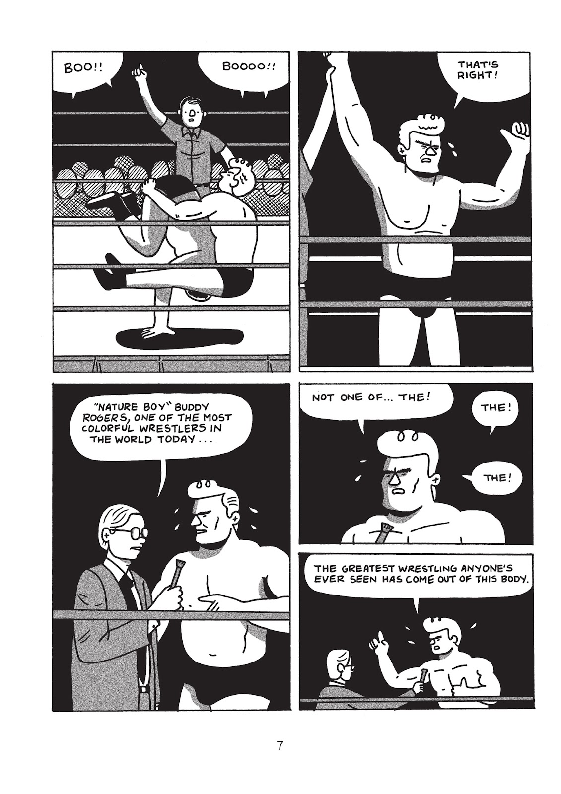 Read online Is This Guy For Real?: The Unbelievable Andy Kaufman comic -  Issue # TPB (Part 1) - 12