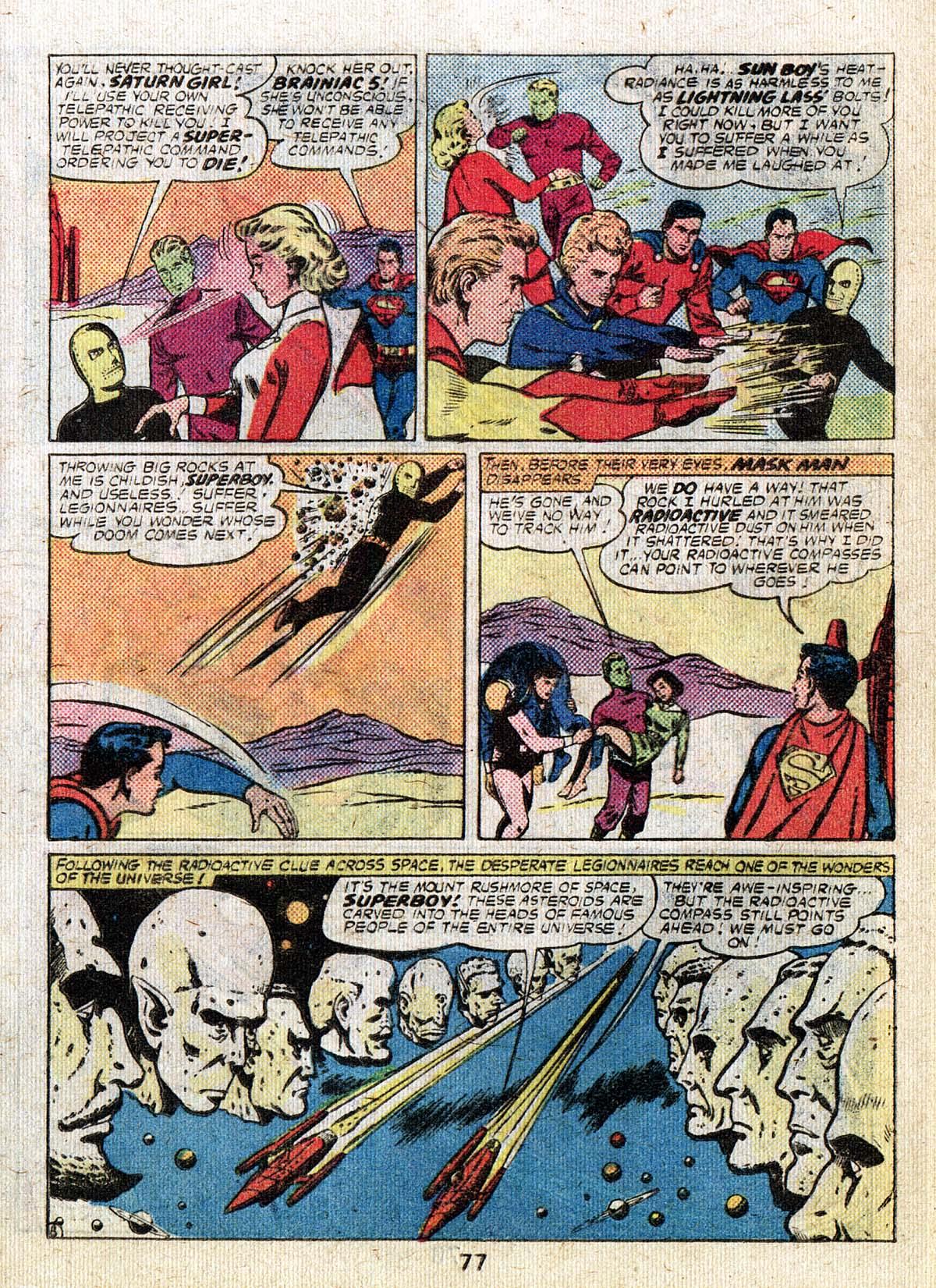 Read online Adventure Comics (1938) comic -  Issue #500 - 77