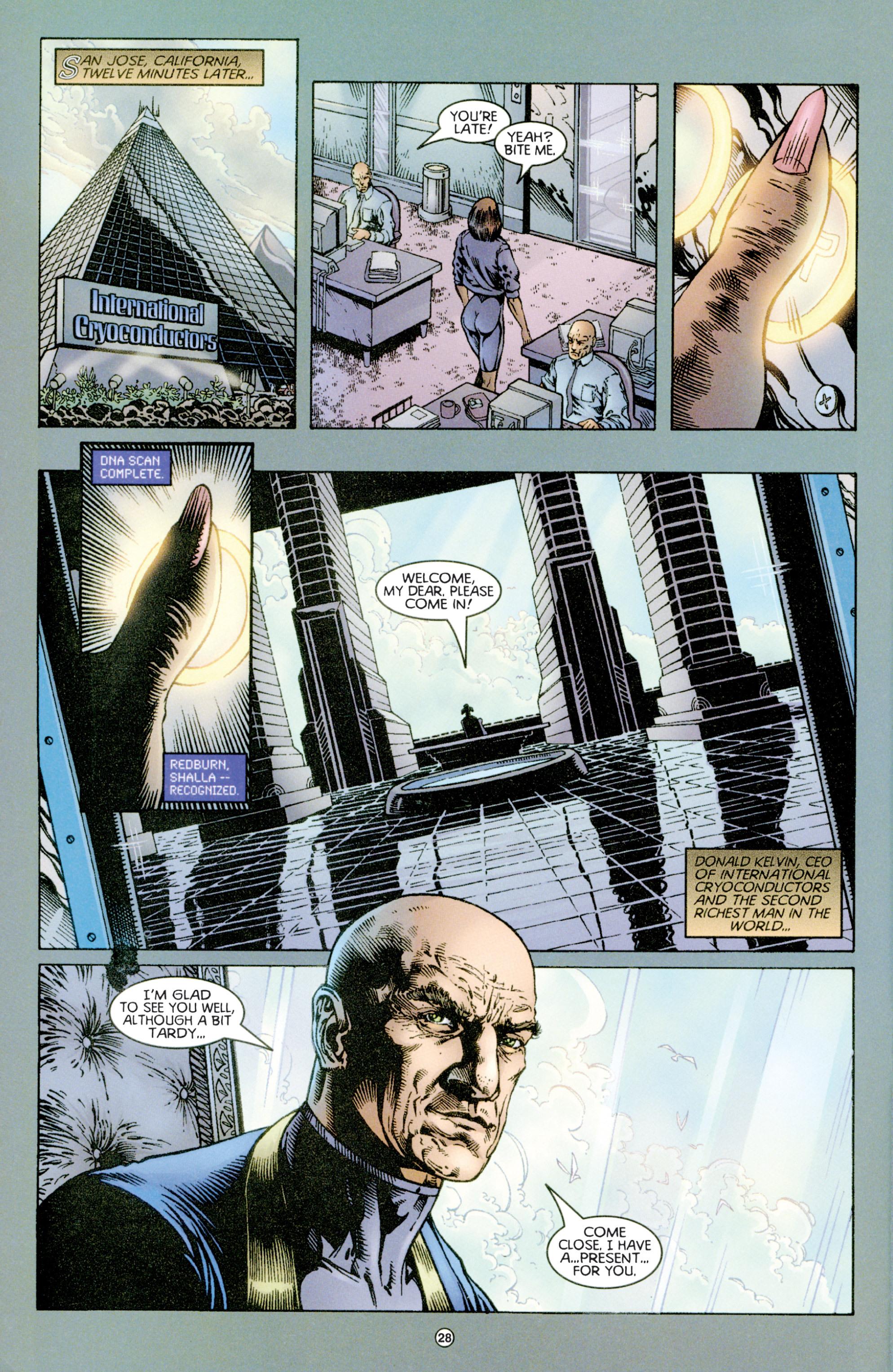Read online Eternal Warriors comic -  Issue # Issue Time & Treachery - 27