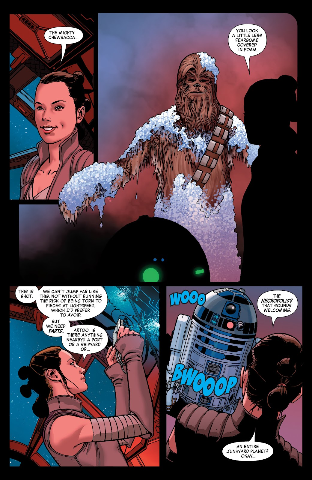 Read online Star Wars: Age of Republic: Heroes comic -  Issue # TPB - 79