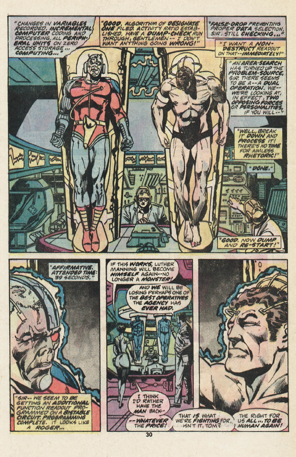 Read online Astonishing Tales (1970) comic -  Issue #35 - 18