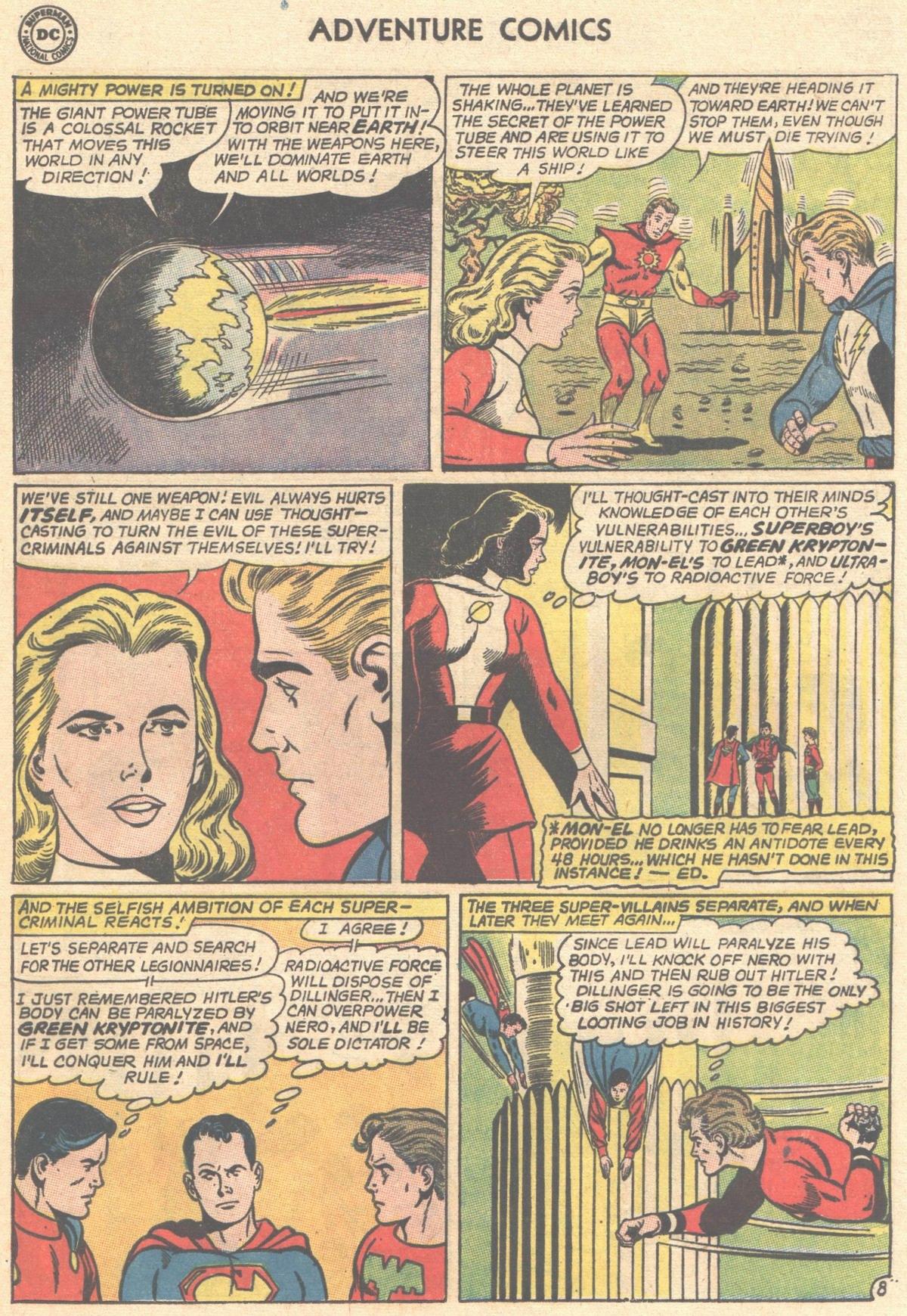 Read online Adventure Comics (1938) comic -  Issue #501 - 26