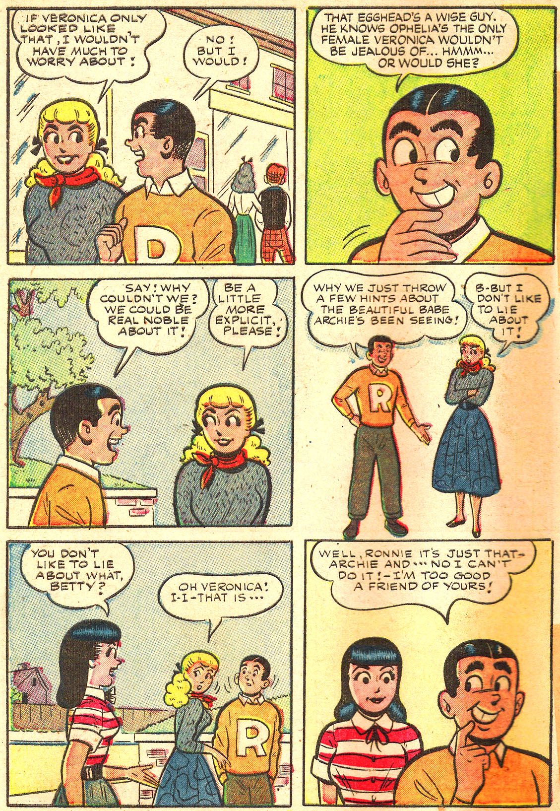 Read online Archie's Girls Betty and Veronica comic -  Issue #Archie's Girls Betty and Veronica Annual 1 - 52