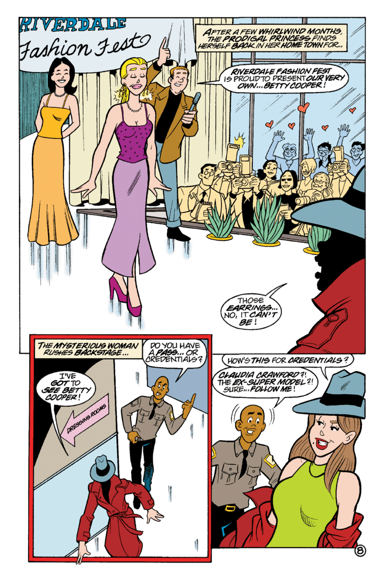 Read online Archie's Weird Mysteries comic -  Issue #21 - 10