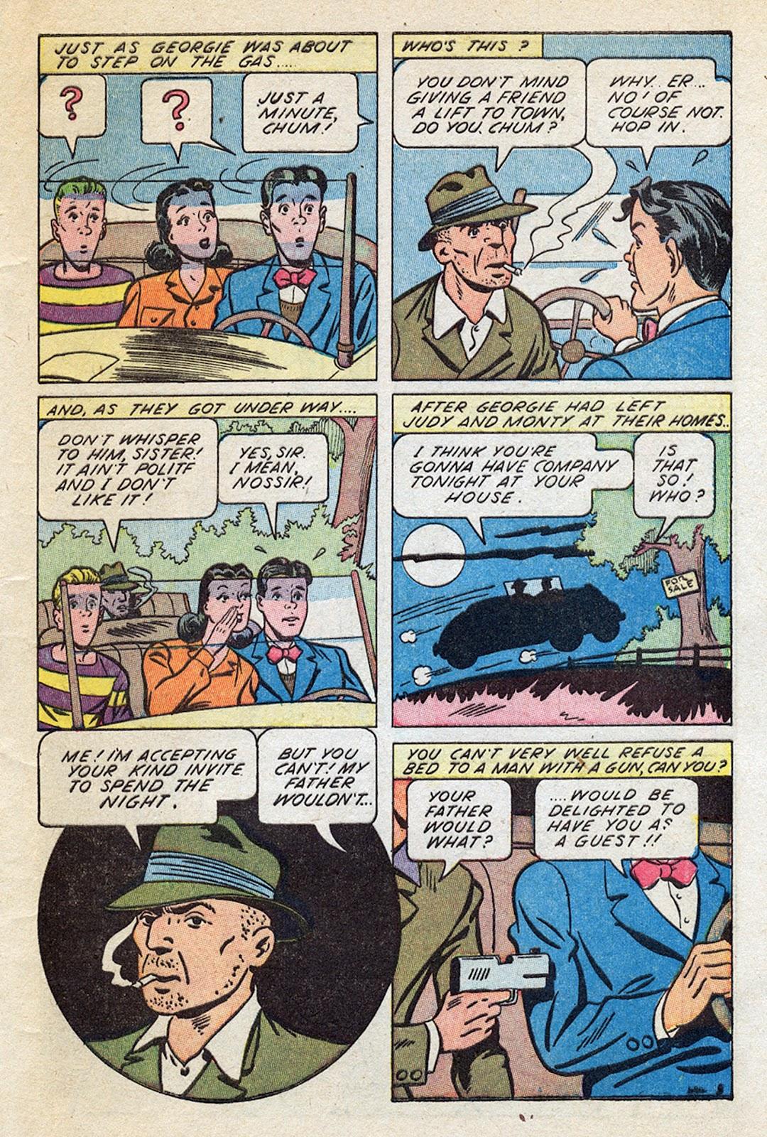 Georgie Comics (1945) issue 4 - Page 45