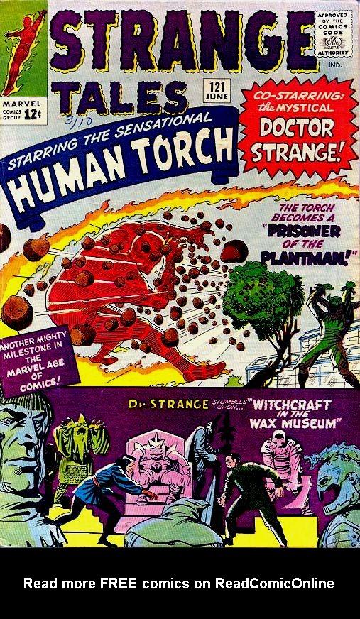 Strange Tales (1951) 121 Page 1