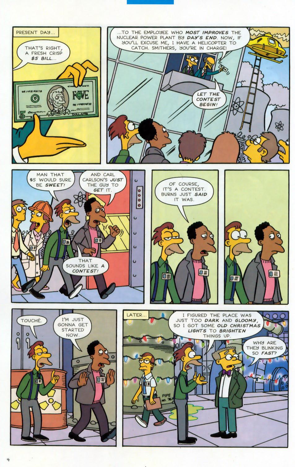 Read online Simpsons Comics comic -  Issue #78 - 5
