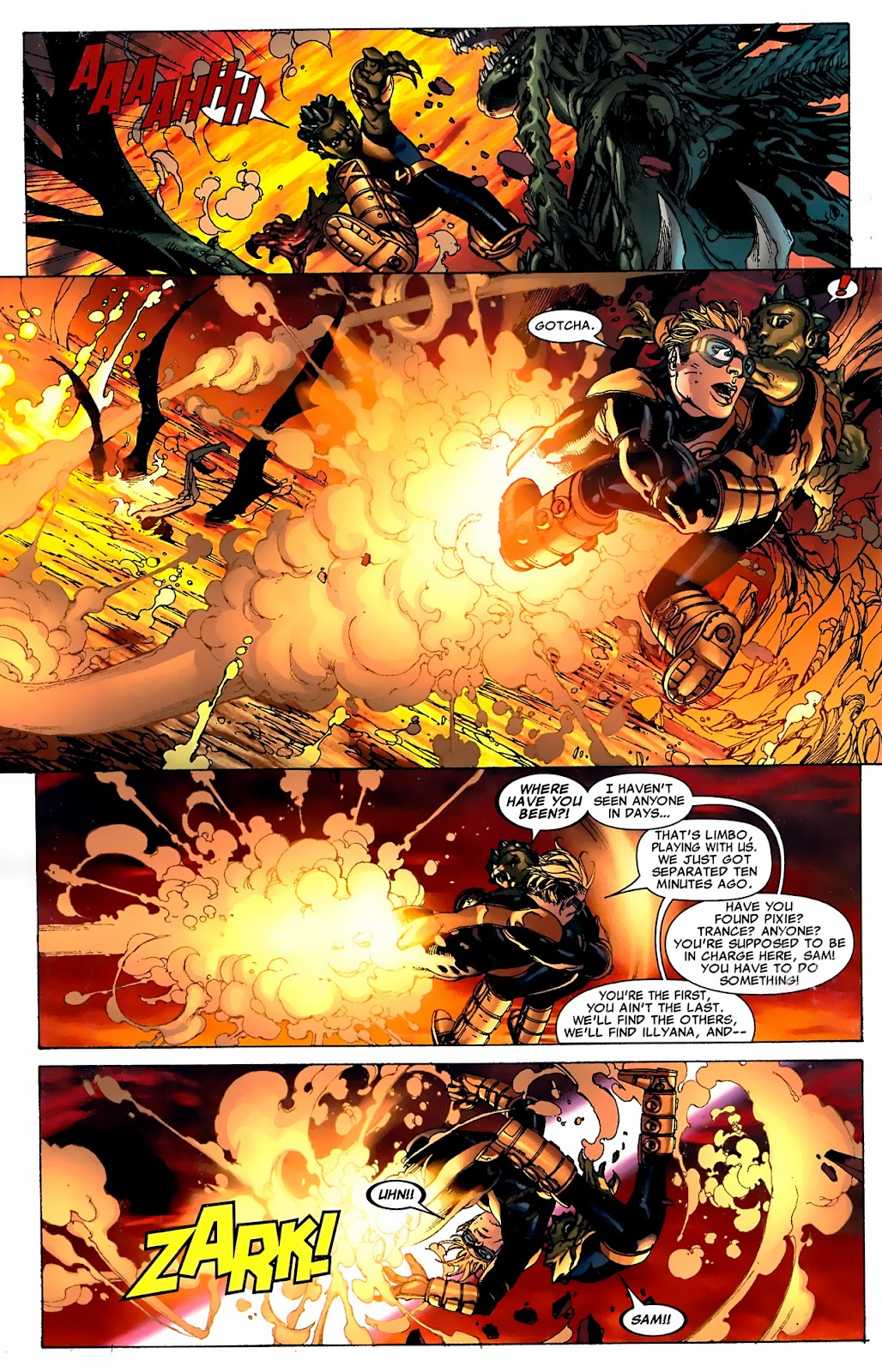 Read online X-Men: Second Coming Revelations comic -  Issue # TPB (Part 2) - 22
