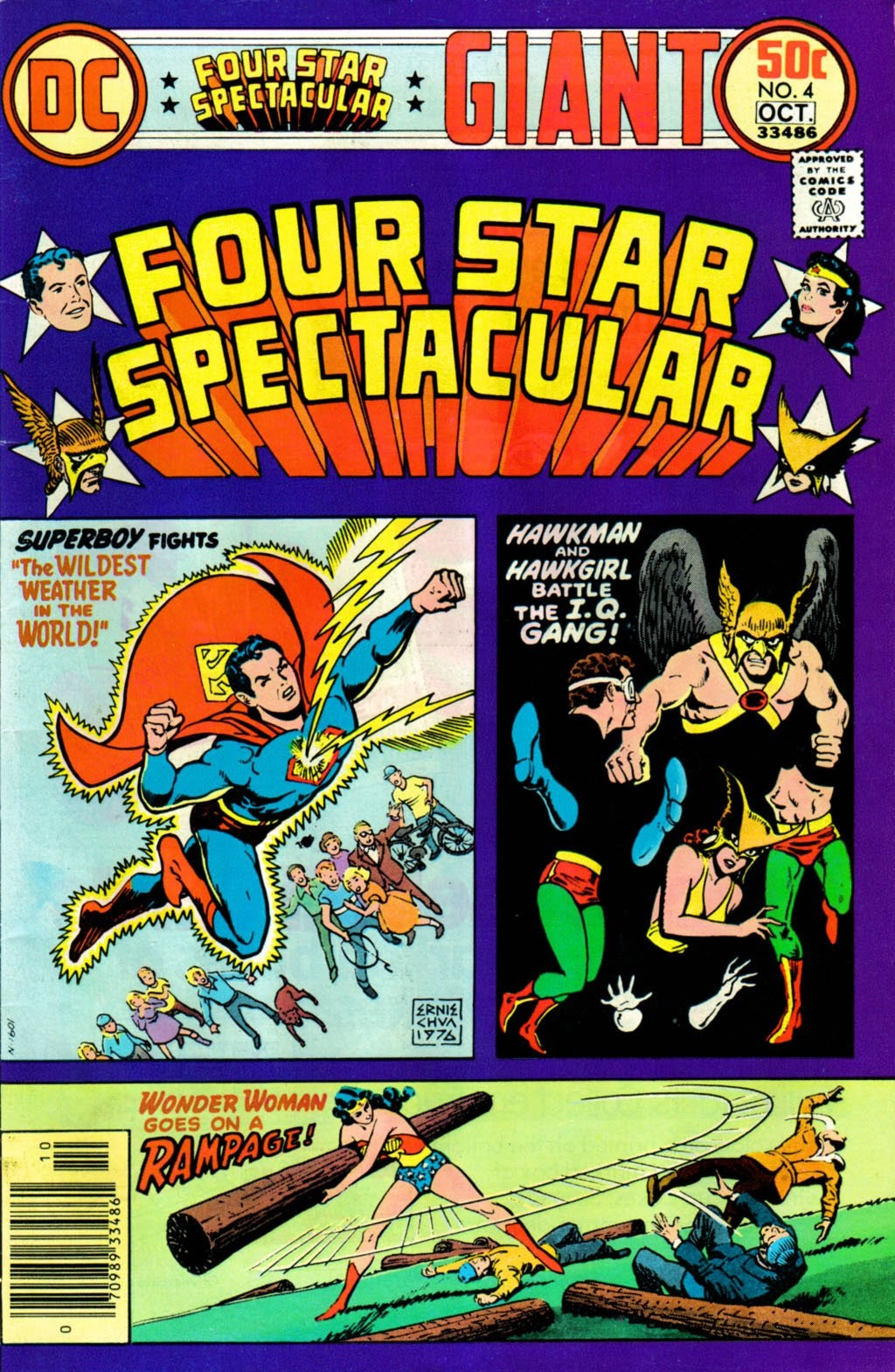 Four Star Spectacular issue 4 - Page 1