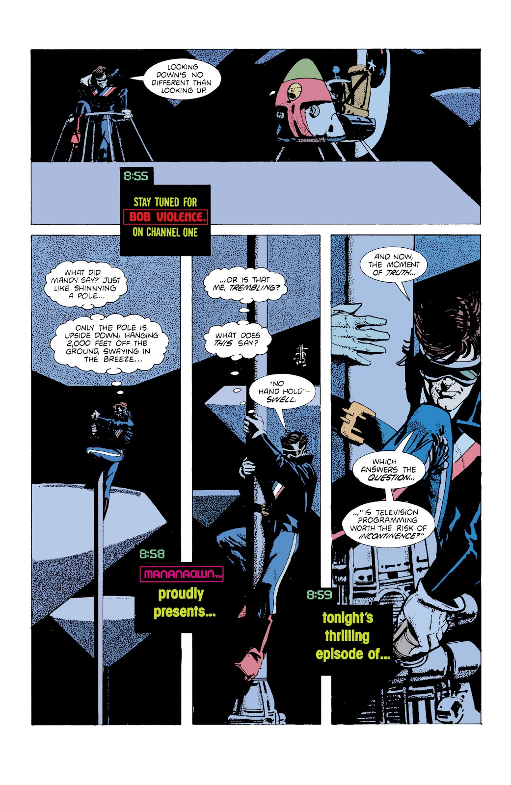 American Flagg! issue Definitive Collection (Part 1) - Page 48