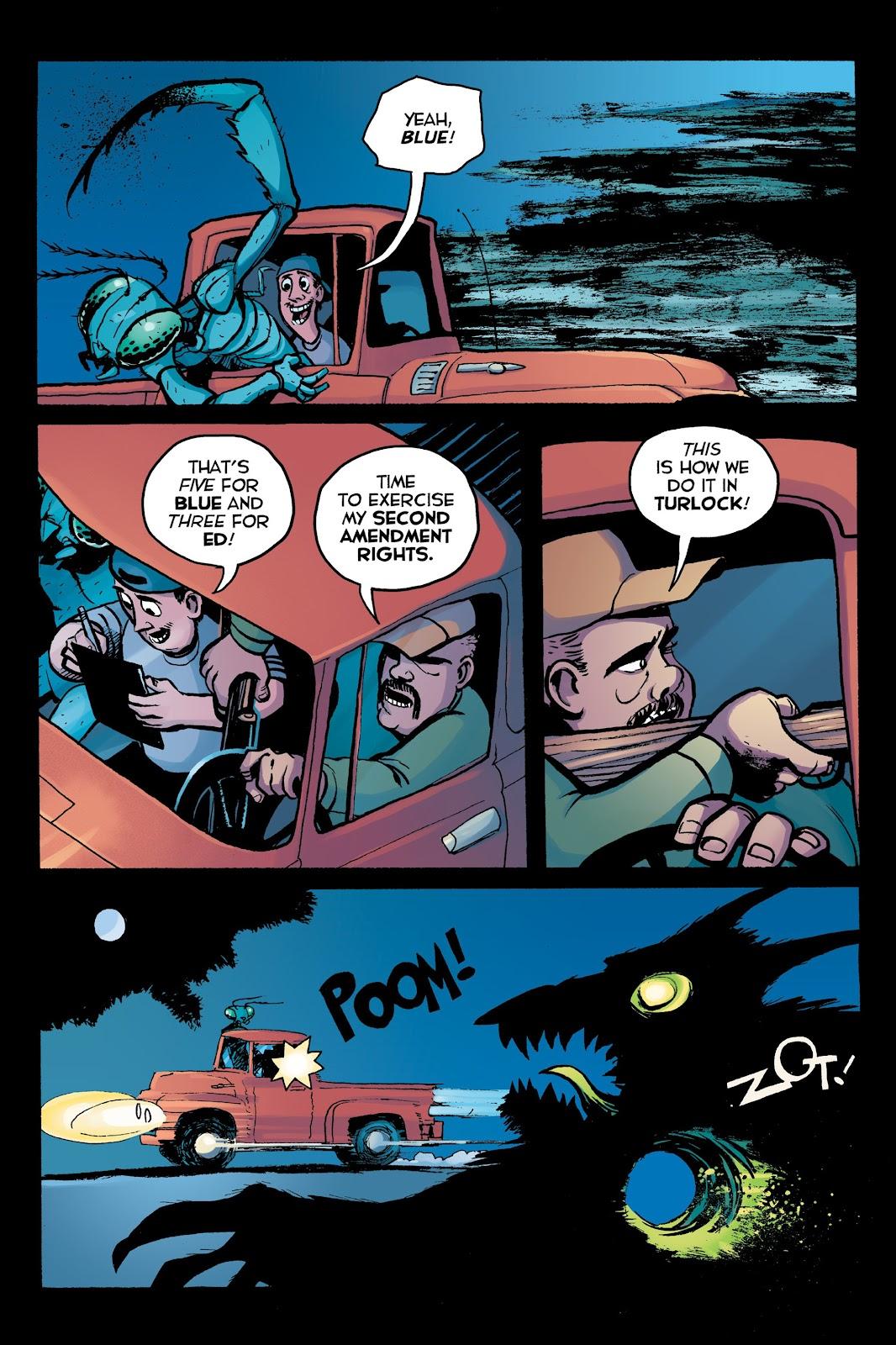 Read online Creature Tech (2019) comic -  Issue # TPB (Part 2) - 38
