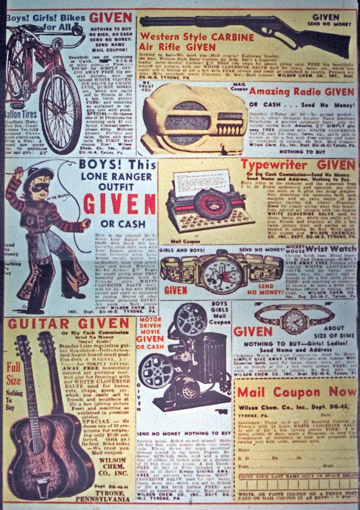 Read online Detective Comics (1937) comic -  Issue #34 - 68