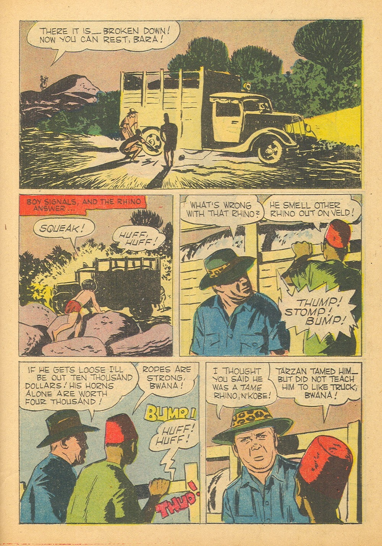 Tarzan (1948) issue 121 - Page 23