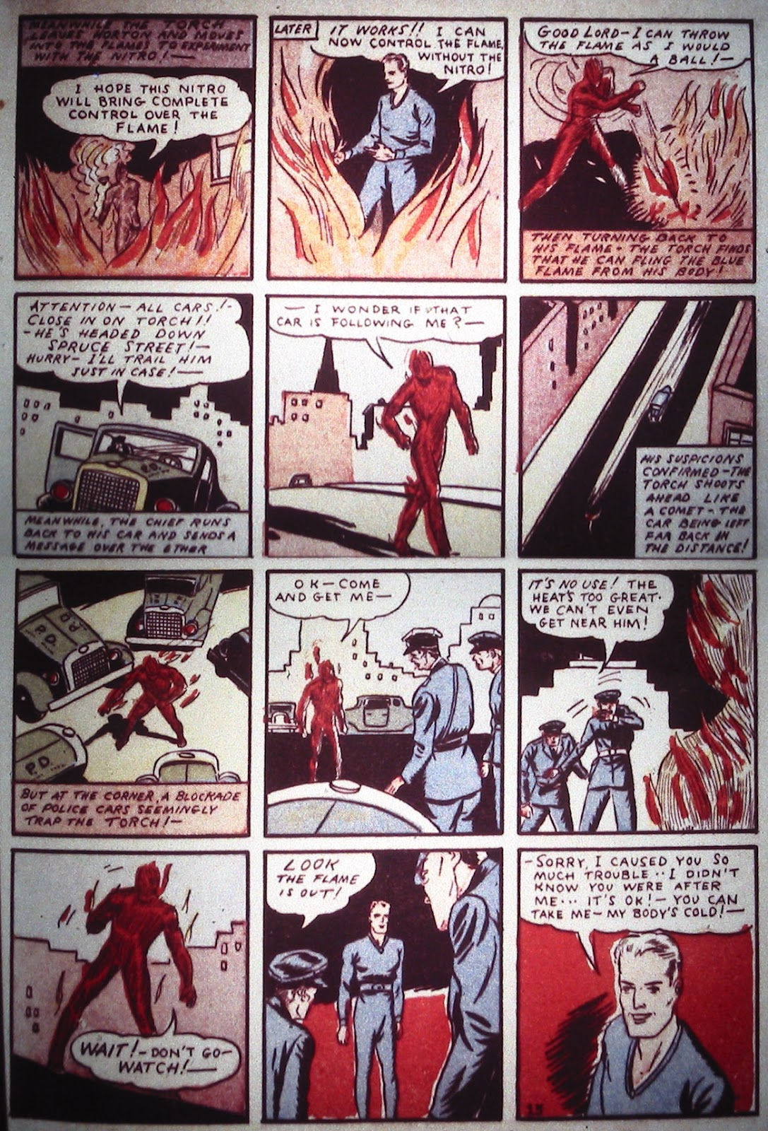 Marvel Comics (1939) issue Full - Page 17